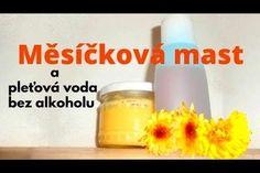 Měsíčková mast domácí Soap, Bottle, Liquor, Flask, Bar Soap, Jars, Soaps