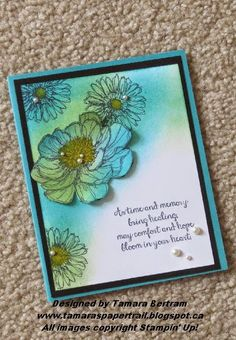 Tamara's Paper Trail: Bloom with Hope