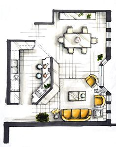 House Floor Plans, Architecture, Flooring, How To Plan, Rue, Design, Page Layout, Color, Outer Space