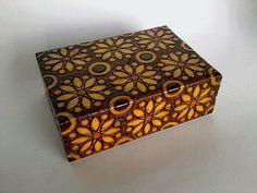 Poland pyrography | ... Jewelry Box, Woodburning Pyrography Trinket Box 70s - made in Poland