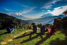 Earth Lodge, Antigua, guatemala