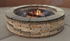 Fire Pits | Square Fire Pits | Round Fire Pits | Fire Pit Kits | firepits | fire pit | fire pit kit | firepit | stone fire pit | outdoor fir...