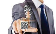 Don't be left behind! Out cool cards get you noticed.   http://www.arcreactions.com/transparent-plastic-business-cards-2/