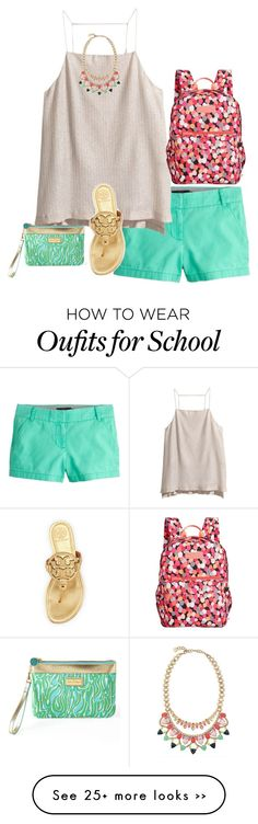 """""""Molly's Back to School contest!! Day 1-First day"""" by sydneylawsonn on Polyvore"""