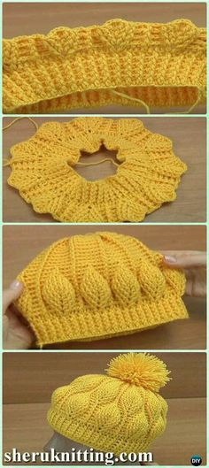 It's crocheted!!