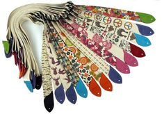 Guitar straps for Girls by LM Products - Made in USA