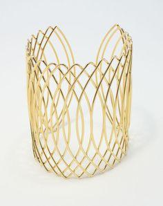 Bracelete Vazado - LunediOro