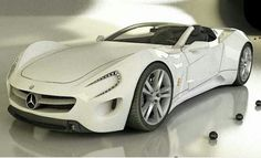 Mercedes Benz's Concept Roadster