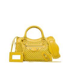 Adorable -> Balenciaga Mini City Cross Balenciaga - Cross Body Bags Women - Handbags Balenciaga