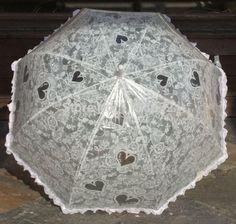 Barato Moda branco bordado Lace Parasol Sun Umbrella nupcial do casamento da noiva festa de aniversário decoração à prova d ' água, Compro Qualidade Sombrinhas de Noiva diretamente de fornecedores da China:       Welcom                            Produto                            Comprador deve saber antes de ordem: 1) gráti