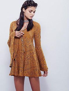 398340052e2 FP Beach Womens Goldie Swing Dress from Free People. Saved to Quick Saves.  Shop more products from Free People on Wanelo.