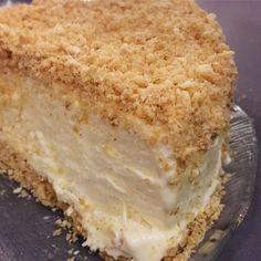 Osteiskake – Smedstua Apple Recipes, Baking Recipes, Cake Recipes, Dessert Recipes, Norwegian Cuisine, Norwegian Food, Pudding Desserts, No Bake Desserts, Danish Food