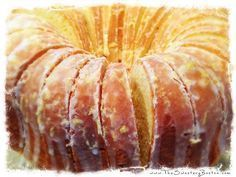 Cream Cheese Pound Cake - this recipe is INCREDIBLE. Best pound cake I've ever had. Added some citrus zest into the batter and glaze.