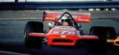Mario Andretti (stp-March 701 Cosworth) Grand Prix d'Espagne - Jarama - source Carros e Pilotos. Mario Andretti, Indy Car Racing, Indy Cars, Aston Martin, Le Mans, Bristol, Ferrari, Spanish Grand Prix, Ford