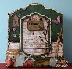 Lijn's scrap&stampin world: Every summer has a story