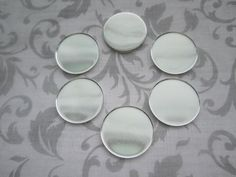 Cabochon Settings Side Wall 25mm Bezel Inside by Charms4Design (Craft Supplies & Tools, Jewelry & Beading Supplies, Findings & Hardware, Cabochon Setting, Side Wall, jewelry bezels, cab side wall, stone settings, ring base, button settings, jewelry settings, jewellery settings, round bezels, solid bezels, cabochon with lip, Charms4Design)