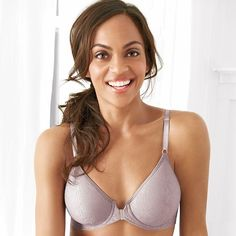 053b1bb5fc922 Bali® Comfort Revolution® Front-Close Shaping Underwire Bra (3P66)