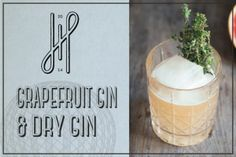 Grapefruit Gin & Dry Gin - Quince Drop | Negronini