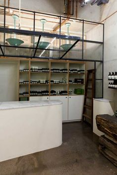 Aesop Bondi Beach | http://www.yellowtrace.com.au/aesop-stores-around-world/