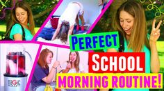The PERFECT Morning Routine for School! 2016