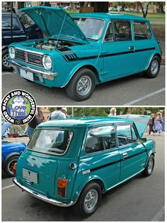Mornin Miniacs The Aussie Clubman GT. Saturday Stunner? OH HELL YES! Have a great day folks
