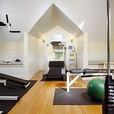 Planning Your Home Gym