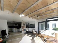 Hernandez & Goyanes Consultores. Reforma Casa Tierra. N. Andalucia,Marbella. Proyecto de reforma, exteriores, diseño interior, amueblamiento e iluminacion.