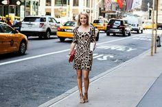 Leopard Dress @Krystal Schlegel