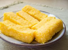 Corn Pudding or Polenta