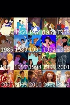 Hmm Disney couples thru the year. let's use this for a Disney movie marathon. Disney Animation, Disney Pixar, Walt Disney, Disney Facts, Disney Quotes, Disney And Dreamworks, Disney Magic, Disney Movies, Disney Characters