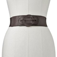 Love this stretchy wide belt that will always fit.