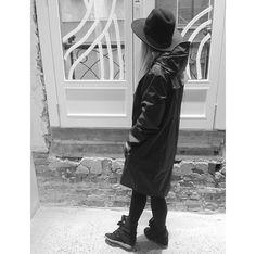 Rains coat & Isabel Marant