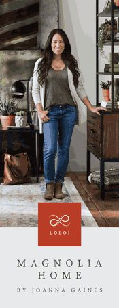 Abbigliamento le tendenze moda per le giornate di pioggia Fashion ideas designed for ladies. Feel good in the newly released moderately priced style. Fixer Upper Joanna, Magnolia Fixer Upper, Magnolia Joanna Gaines, Chip And Joanna Gaines, Magnolia Homes, Chip Gaines, Magnolia Farms, Magnolia Market, Johanna Gaines Style