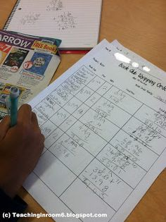 Use book club order forms to not only practice adding and subtracting, but also multiplying , rounding, and multiplying with decimals!