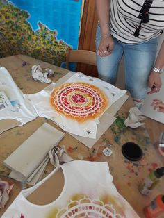 Kreativní textilní tvoření s MŠ a ZŠ Dolany
