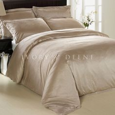Australia $75 Luxury Mocha Latte Sand Fur Doona Cover