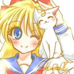 Minako & Artemis
