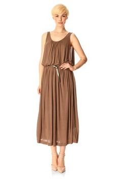 MESSINA JERSEY SLESS MAXI DRESS - French Connection - $78.99