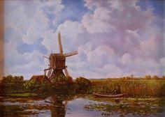 Holandia, Nad rzeką