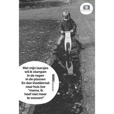 Spetterspat! #woordkunsten #delenmag #regenbui #kinderplezier
