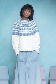 Gull, Knitting Designs, Turtle Neck, Store, Sweaters, Inspiration, Aesthetics, Projects, Fashion