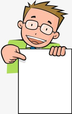 cartoon pictures, Cartoon, Student, Paper PNG Image and Clipart