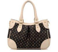 2013 Fringe Tassel Shoulder Messenger handbag - Brown ColorMe...