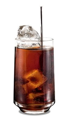 """Kahlúa Rootbeer (The """"Tootsie Roll"""" cocktail the Slutty Pumpkin drinks in HIMYM.)"""