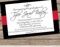 Graduation Invite Cards