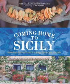 Case Vecchie is the most notable cooking school in Sicily, a place where life is lived and food prepared the same way it has been for centuries. And this delectable cookbook from owner Fabrizia Lanza is the definitive source of authentic seasonal Sicilian foods. Co-authored with former Gourmet magazine editor Kate Winslow, it tells Fabrizia's story of coming home to the family estate, Regaleali, to assist her aging mother with the cooking school that she founded in 1989.