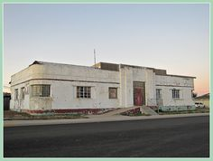 Interesting architecture in Cheyenne Wells by jimsawthat, via Flickr