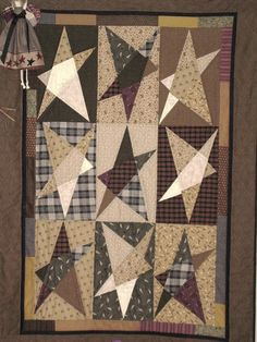 Carson's Courtyard | Primitive quilts, Primitives and Magazines : primitive quilting - Adamdwight.com