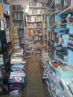 Lovely Little Bookstore