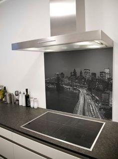 Anyone who is feeling nice- it comes in different sizes Brooklyn Bridge Glass Splashback 100cm x 75cm:Amazon.co.uk:Large Appliances